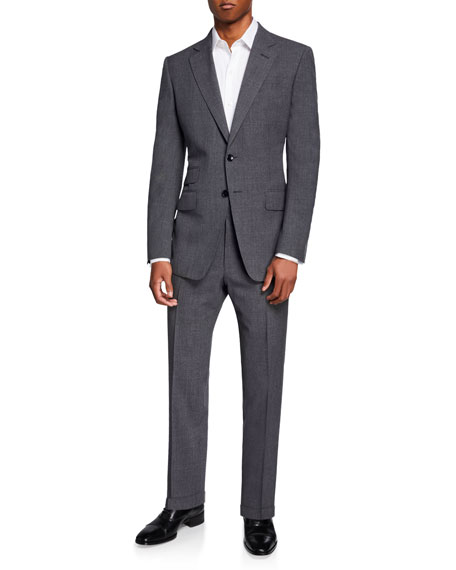Image 2 of 4: TOM FORD Men's O'Connor Notch-Lapel Two-Piece Suit