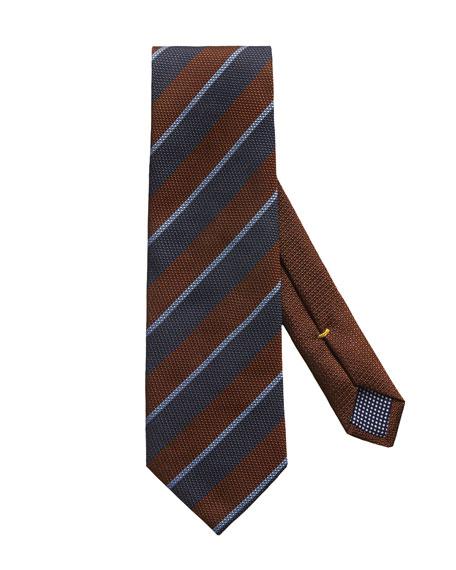 Eton Men's Stripe Tie