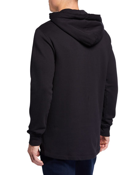 J Brand Men's Agitoris French Terry Hoodie