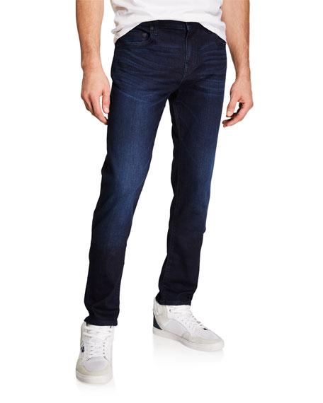 True Religion Men's Rocco Dark Passage Skinny Jeans