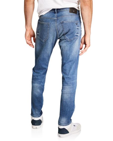True Religion Men's Rocco Baseline Skinny Jeans