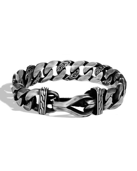 John Hardy Men's Asli Classic Chain Curb-Link Bracelet