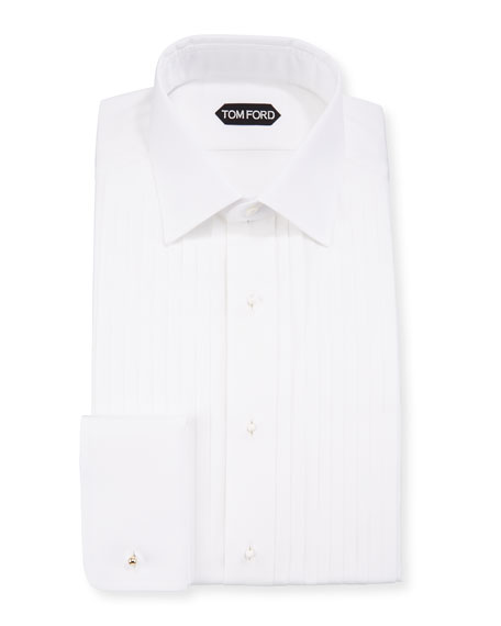 TOM FORD Men's Formal Dress Shirt
