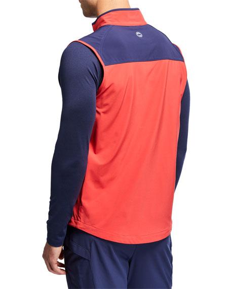 Peter Millar Men's Zephyr Lightweight Knit Vest