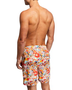 12a2e7b439 Men's Designer Swimwear at Neiman Marcus