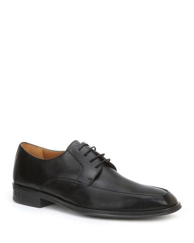 Men's Novaro Leather Lace-Up Shoes
