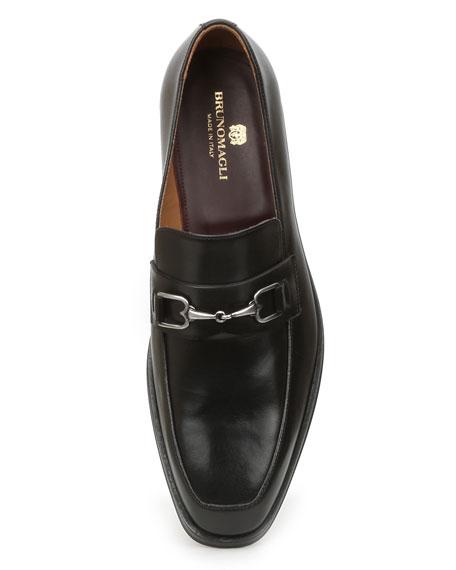 Nardo Leather Horsebit Loafers