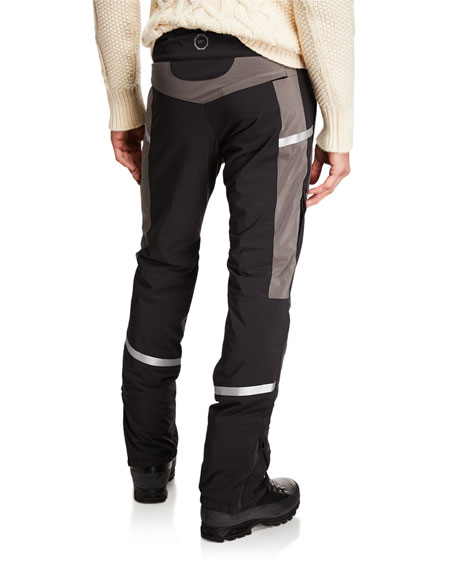 Image 2 of 3: Men's Reflective Ski Trousers