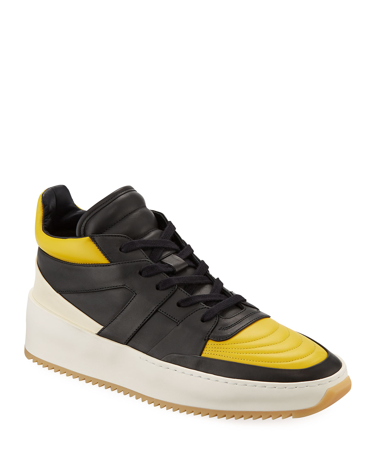 90c4602367e Fear of God Men s Basketball Mid-Top Sneakers