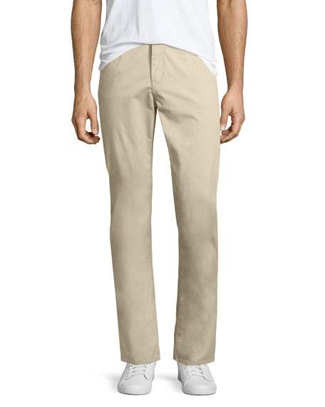 Michael Kors Slim Cotton 5-Pocket Pants