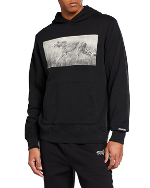 0329d63c4 Men's Designer Hoodies & Sweatshirts at Neiman Marcus