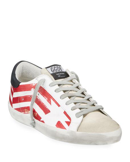 0ba752ab8e7a Golden Goose Men s Superstar Low-Top Sneakers