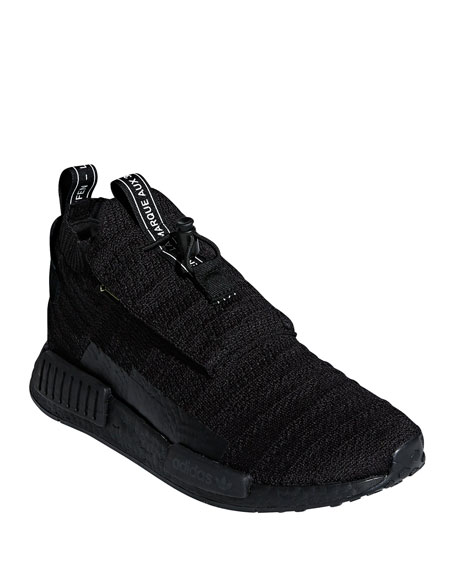 Adidas Men's NMD_TS1 PrimeKnit Trainer Sneakers