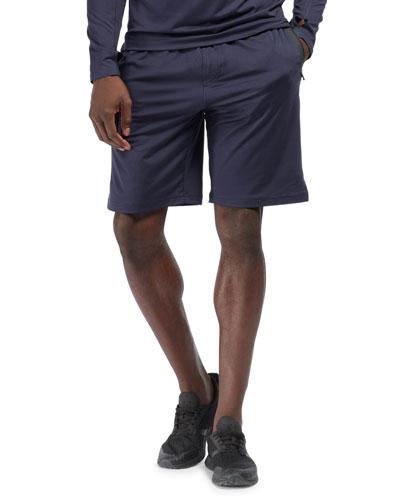 Men's Courtside Performance Shorts  Navy