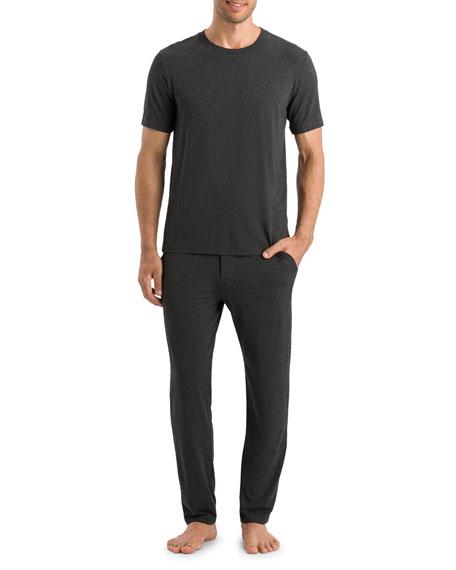 Hanro Men's Casual Lounge Pants
