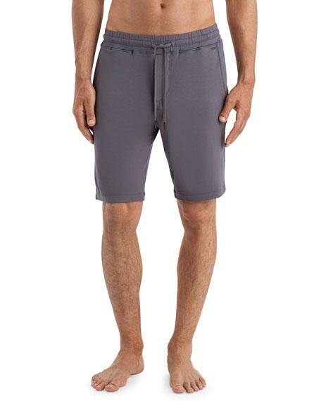 Hanro Men's Casual Relaxed Shorts