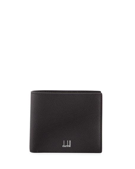 dunhill Men's Cadogan Leather 8-Card Bi-Fold Wallet