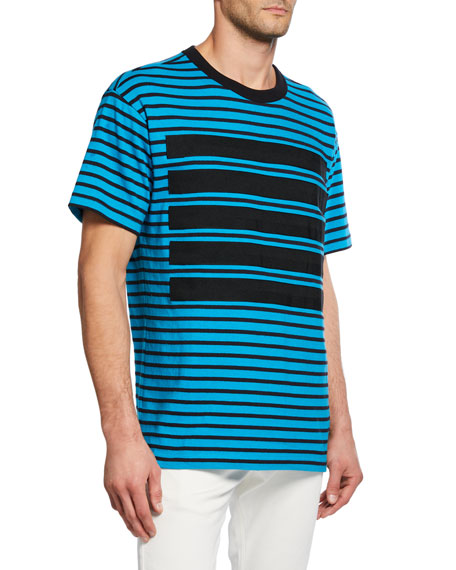 Diesel Men's Wallace Stripe T-Shirt