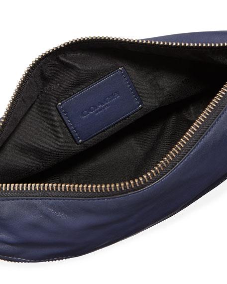 Coach Men's Rivington Leather Belt Bag/Fanny Pack