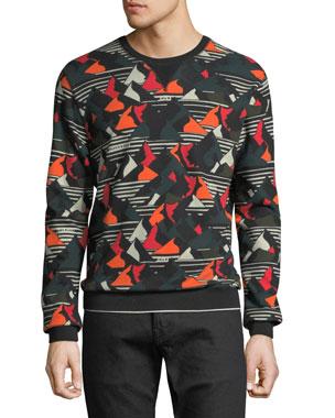 5ff6fe3cc833 Men s Designer Hoodies   Sweatshirts at Neiman Marcus