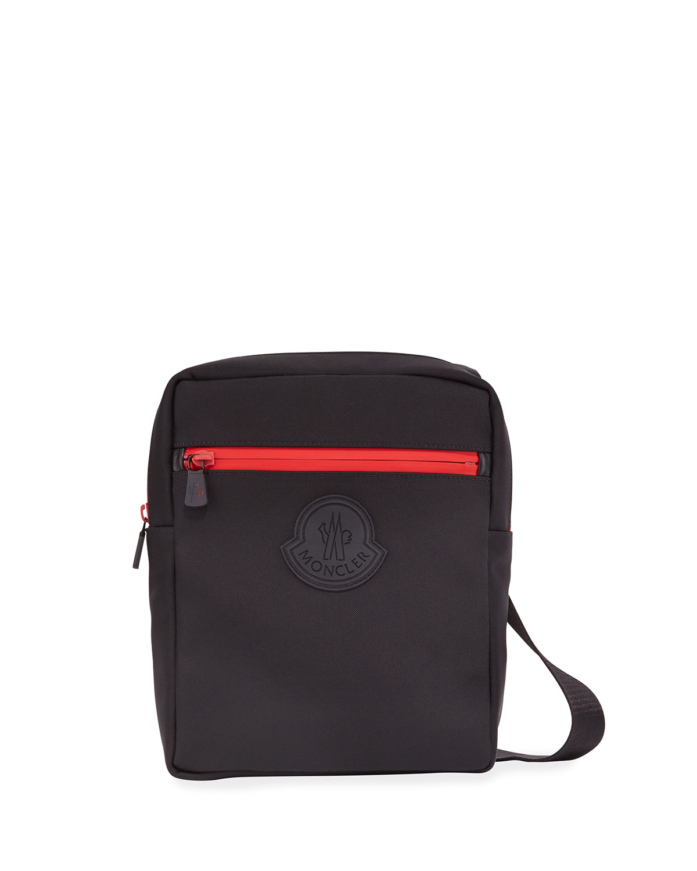 843e3d73555 Moncler Men s Pascal Crossbody Bag