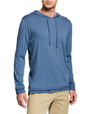 41c0d3144b2 Men s Designer Hoodies   Sweatshirts at Neiman Marcus