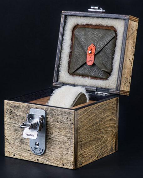 Tockr Watches Men's 42mm C-47c D-Day Clean Cut Watch