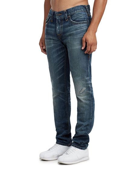 True Religion Men's Rocco Denim Jeans
