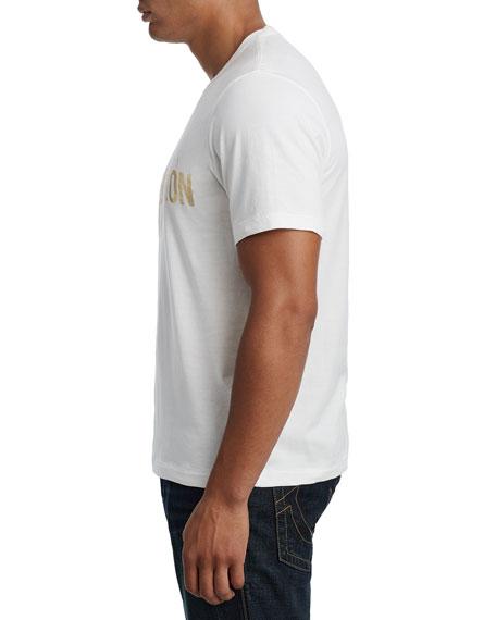 True Religion Men's True Gel Logo T-Shirt