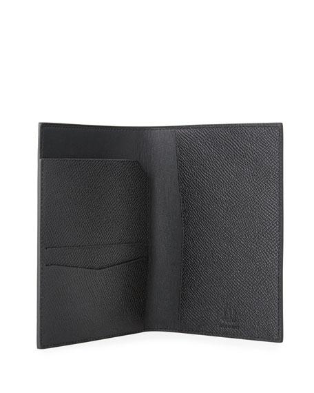 dunhill Cadogan Leather Passport Holder