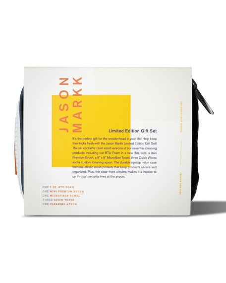 Jason Markk Men's Limited Edition Shoe Cleaning Holiday Kit