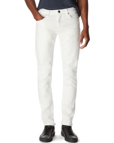 Image 1 of 3: Men's Tyler Tapered Stretch Selvedge Jeans