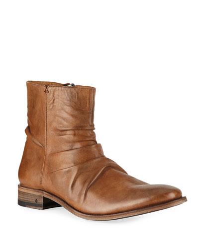 Men's Morrison Sharpei Leather Boots