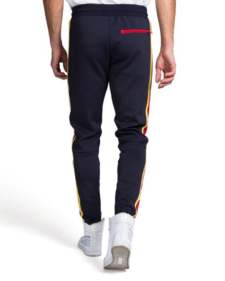 PRPS Men's Stripe Track Pants