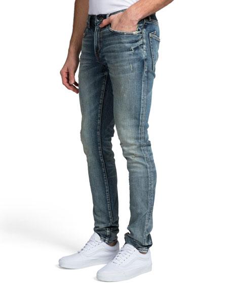 PRPS Men's Skinny Windsor Fit Denim Jeans
