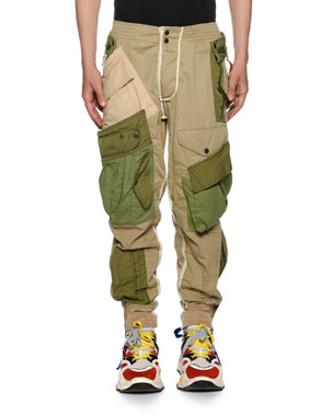 6d3130e8b56344 Designer Pants for Men at Neiman Marcus