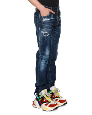 ce1e5258 Men's Designer Jeans at Neiman Marcus