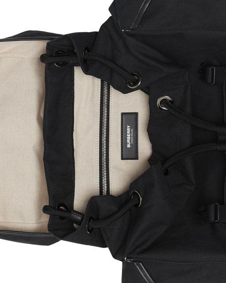 Burberry Men's Ranger Canvas Backpack