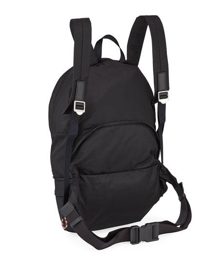 Burberry Men's Convertible Nylon Bum Bag