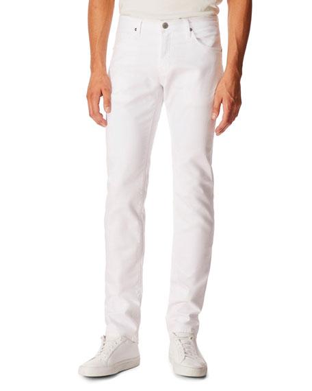 J Brand Men's Tyler Slim-Fit Brushed Stretch Twill Pants