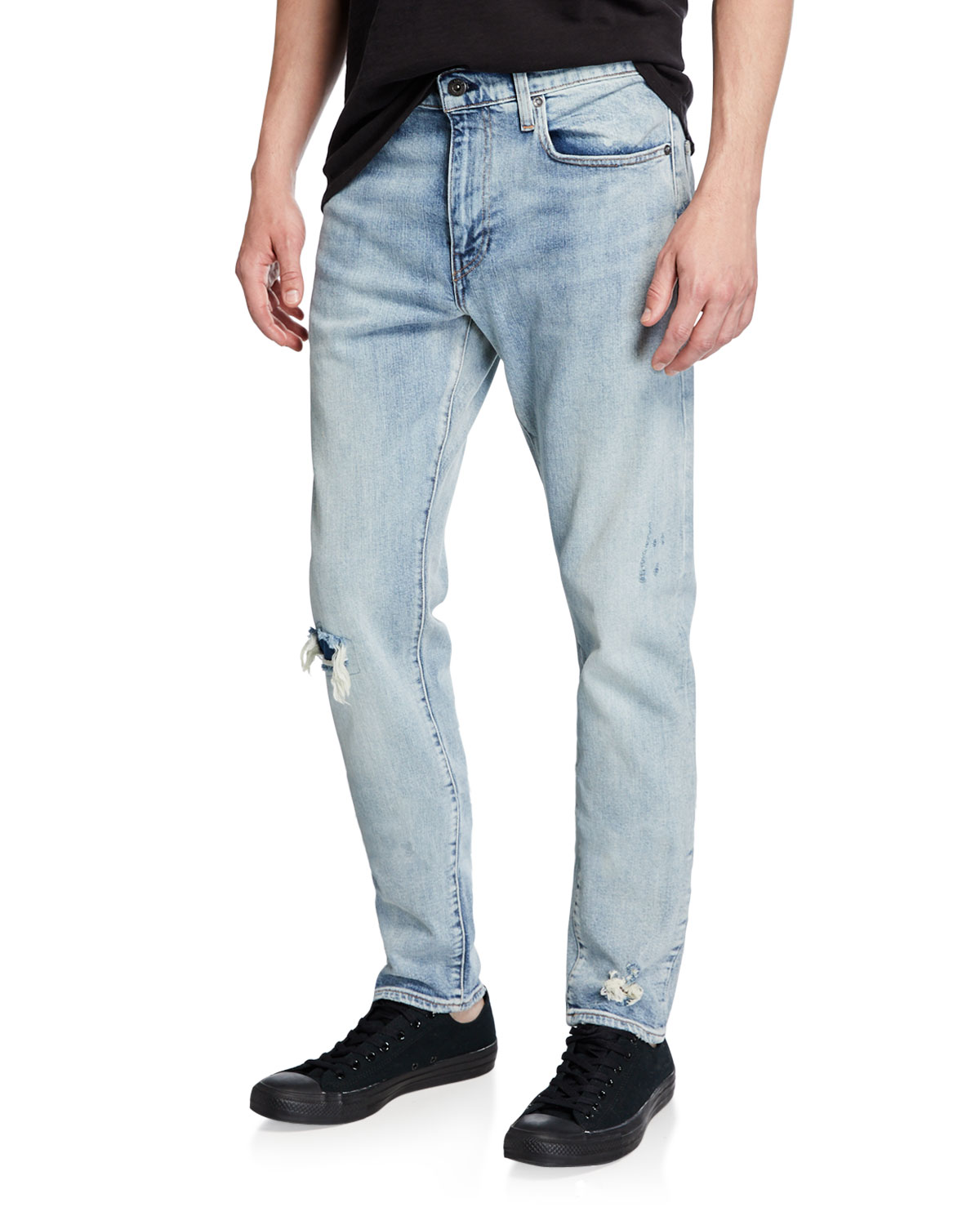 12a95fa65 Men's 512™ Slim Tapered Knee-Rip Jeans