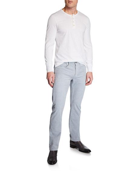 TOM FORD Men's 5-Pocket Straight-Leg Corduroy Pants