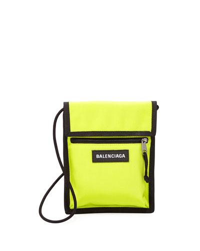 Men's Explorer Nylon Wallet Bag