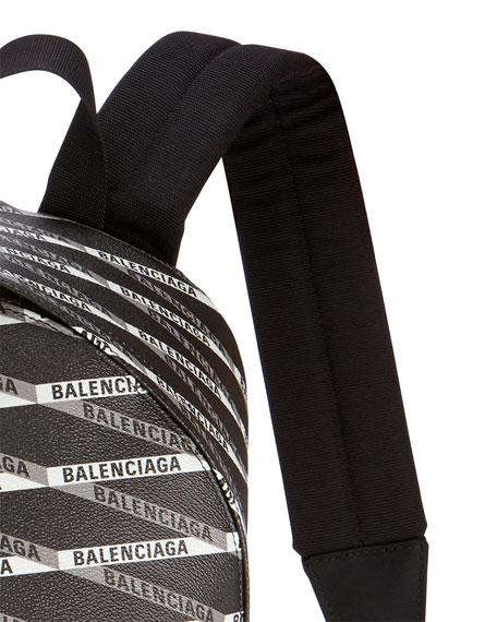Balenciaga Men's Explorer Canvas Backpack
