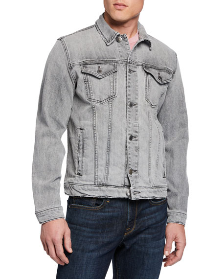 FRAME Men's L'Homme Denim Jacket