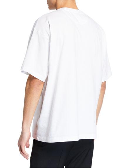 Valentino Men's Large-Logo Graphic T-Shirt