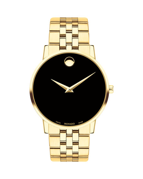 Movado Men's Museum Classic Bracelet Watch