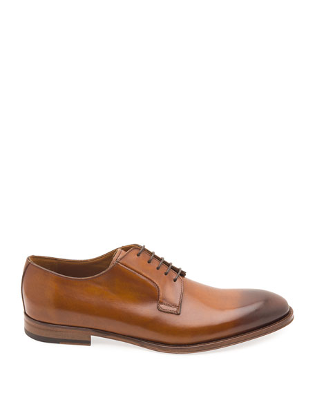 Bruno Magli Men's Fede Lace-Up Derby Oxfords