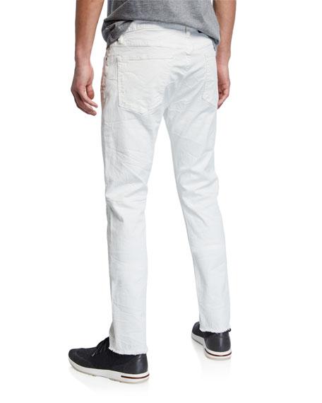 John Varvatos Star USA Men's Wight-Fit Skinny-Fit Denim Jeans