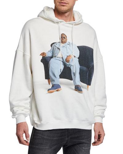 Men's Notorious B.I.G. Graphic Hoodie